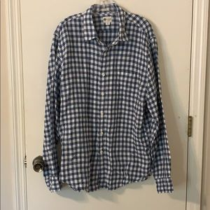 J.Crew linen button down